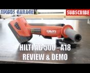 HILTI Tools are available for purchase at HILTI stores or limited availability at the Home Depot HILTI TOOLS: In this video Jimbo reviews Hilti's cutoff/grinder tool.