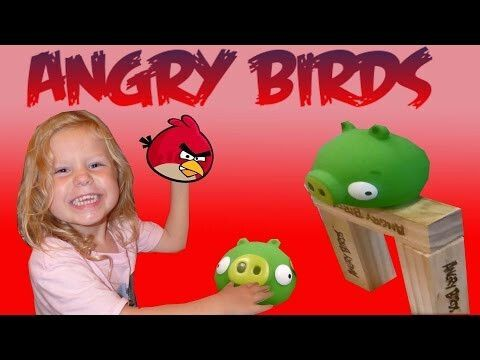Harper has a lot of fun playing with the Angry Birds 3D Action Game. #harzelgames #angrybirds Subscribe for weekly videos and join Harper and Hazel on their ...